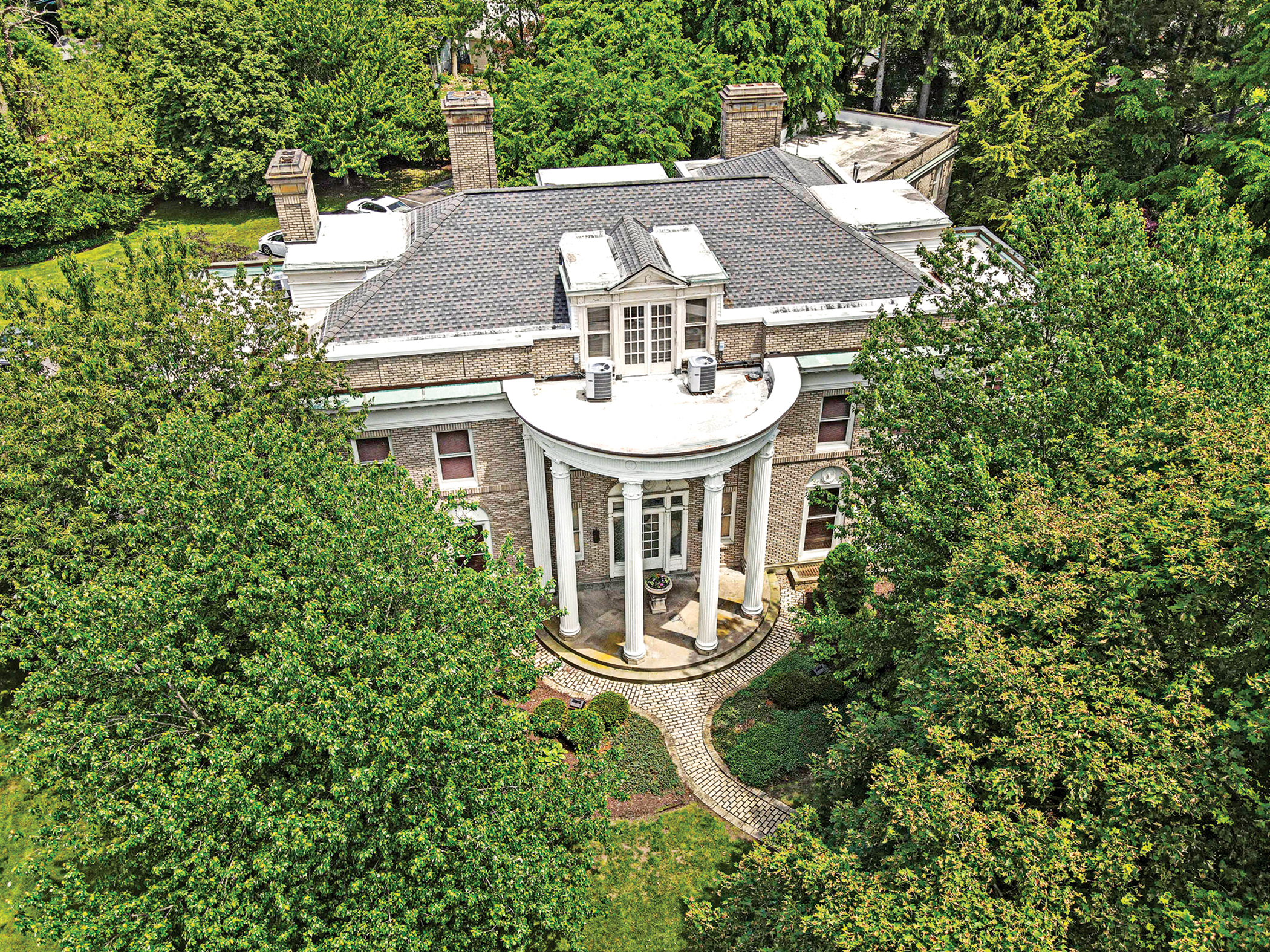 Historic 100 Year Old Mansion For Sale Akron Com